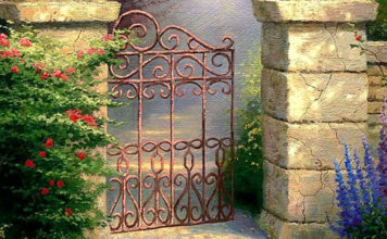 врата пятые