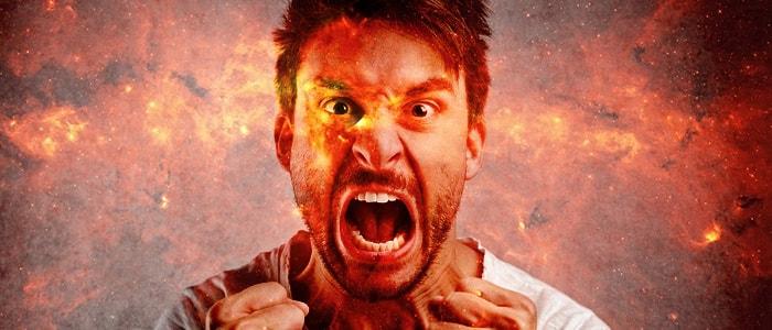 последствия гнева в гневе
