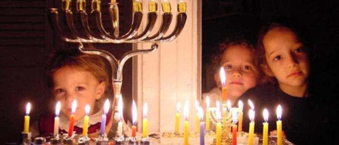 ханука и еврейский дом