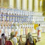 служение левитов