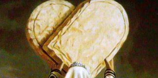 10 заповедей записаны по-разному