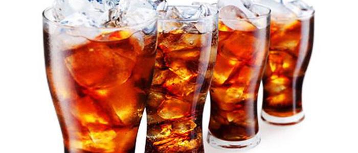подслащенные напитки