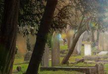 посещать могилу