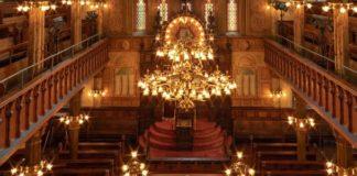 пустые синагоги