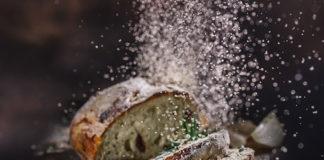 хлеб с небес и манна