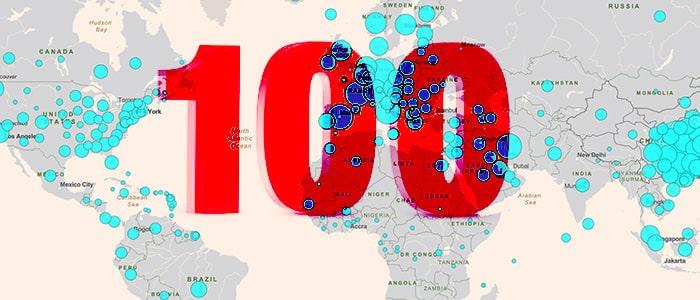 живой - сгула 100 благословений