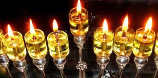 свечей