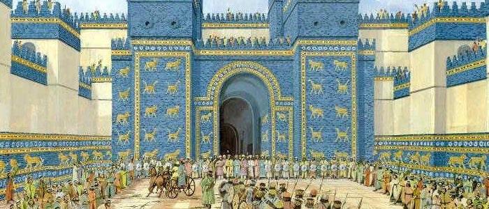 вавилонских идолов