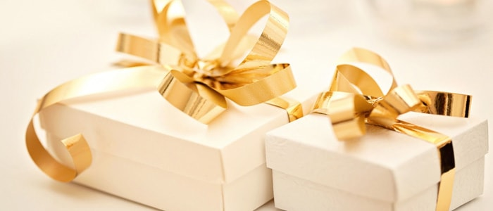 подарка