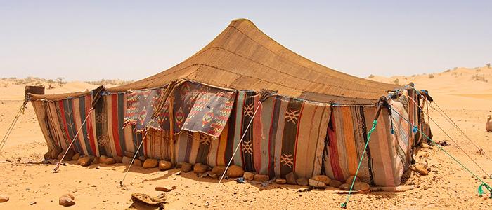 дом как пустыня