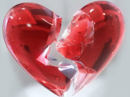 сокрушенное сердце