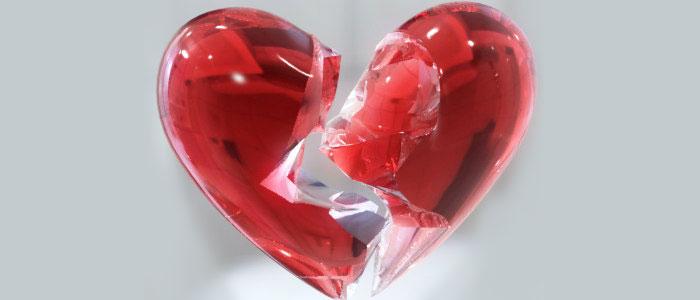 Картинка стеклянное разбитое сердце