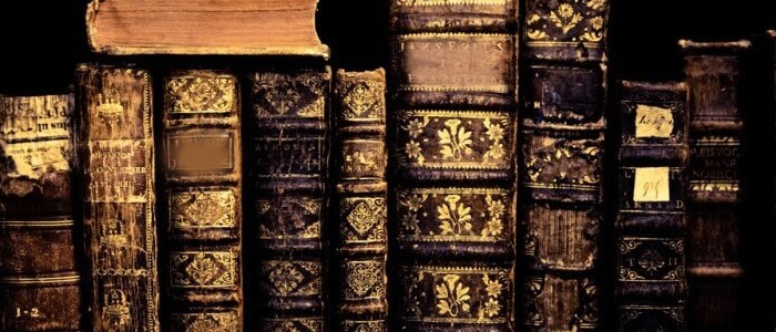 старой книги