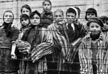 евреи катастрофы шли на смерть